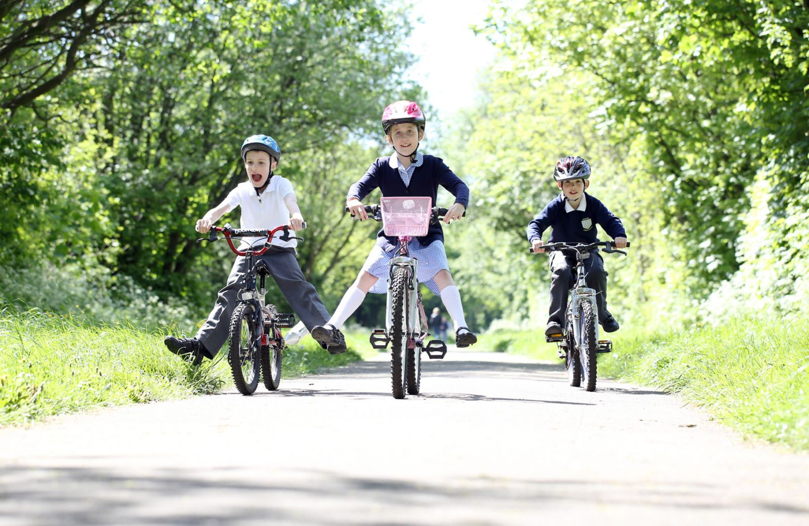 Saddle up for Bike to School Week 9-13 June | Primary Times