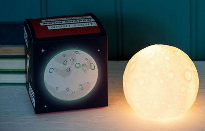 Win a moon-shaped night lights from Rex London! | Primary Times