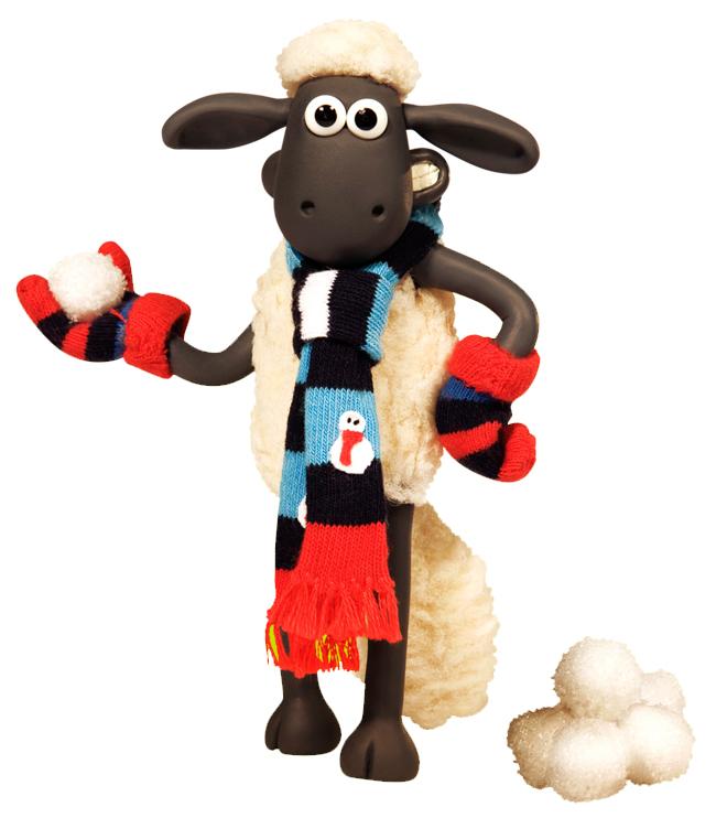 Shaun the Sheep Christmas Bleatings Colouring Sheets - Kid's ...
