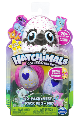 how to make a hatchimal collectible hatch