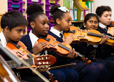 ABRSM's 'Classical 100', a free online resource bringing