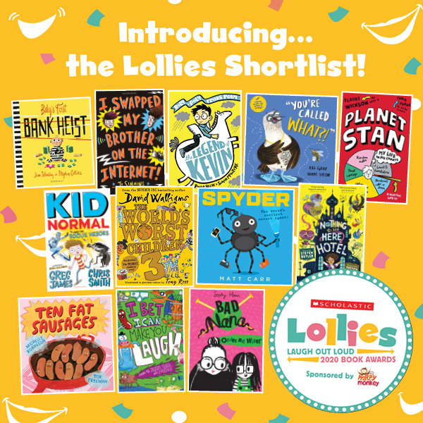 Best Childrens Books 2020.Win A Lollies 2020 Scholastic Book Bunble Primary Times