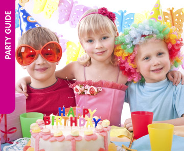Party Guide Primary Times - Childrens birthday parties in milton keynes