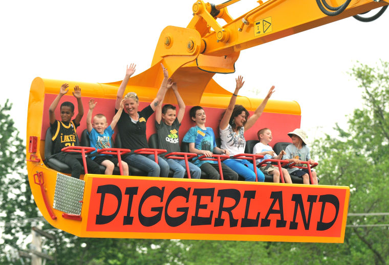 Win A Family Trip To Diggerland Yorkshire Primary Times