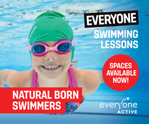 Advert: https://www.everyoneactive.com/swimming-lessons/