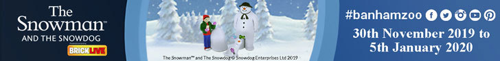 Advert: https://www.banhamzoo.co.uk/banham-zoo-host-the-world-premiere-of-the-snowman-and-the-snowdog-bricklive-tour/?utm_source=primary_times&utm_medium=referral&utm_campaign=the_snowman&utm_content=leaderbo