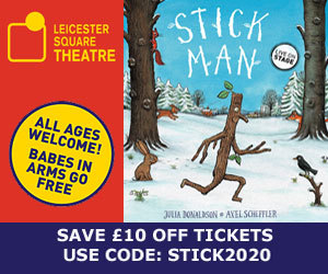 Advert: https://leicestersquaretheatre.ticketsolve.com/shows/873599790/events/128218165
