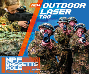 Advert: https://www.npfbassettspole.com/groups/kids-and-family-fun/laser-quest