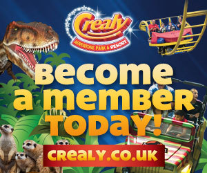 Advert: http://www.crealy.co.uk/Devon/Day-Out-Guide/Adventure-Park-Membership/Annual-Membership