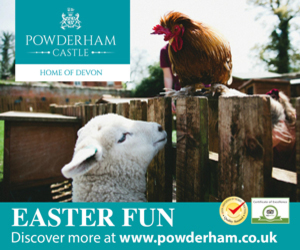 Advert: http://www.powderham.co.uk/events
