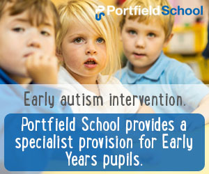 Advert: http://www.portfieldschool.org.uk/web/early_years_children_join_portfield_school/237471?utm_source=PRIMARYTIMES&utm_medium=CPC&utm_campaign=early%20intervention
