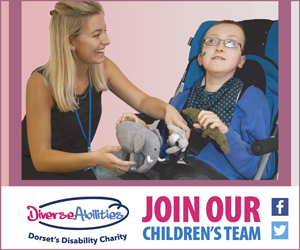 Advert: https://diverseabilities.org.uk