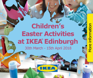 Advert: http://www.ikea.com/gb/en/store/edinburgh/events-edinburgh/