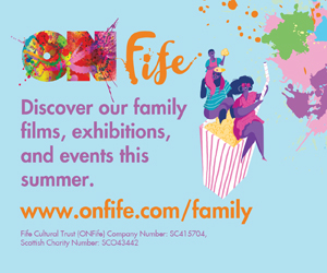 Advert: http://www.onfife.com/whats-on/ON-For-Kids?startDate=&endDate=&eventWhere=noValue&date=