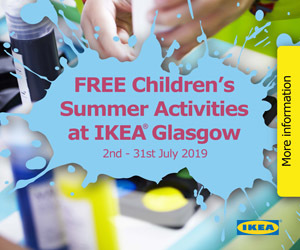 Advert: http://www.ikea.co.uk/glasgowevents