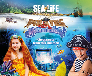 Advert: https://www.visitsealife.com/great-yarmouth/