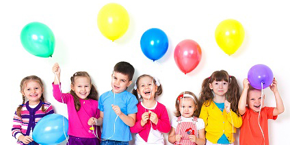 Children's Parties in Dorset