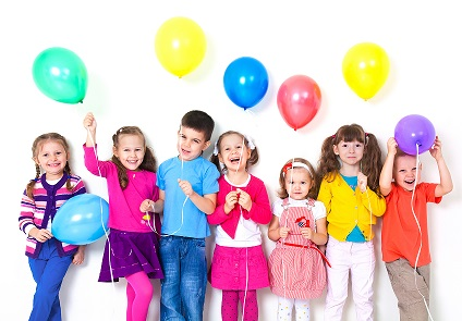 Children's Parties in Cornwall