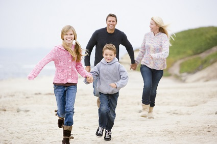 Healthy Family - Cornwall