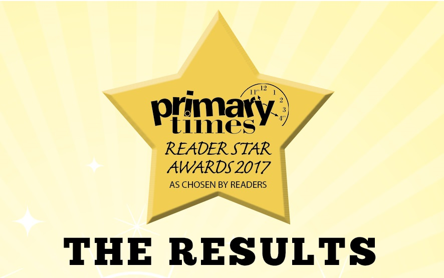 The Results of the Reader Star Awards 2017