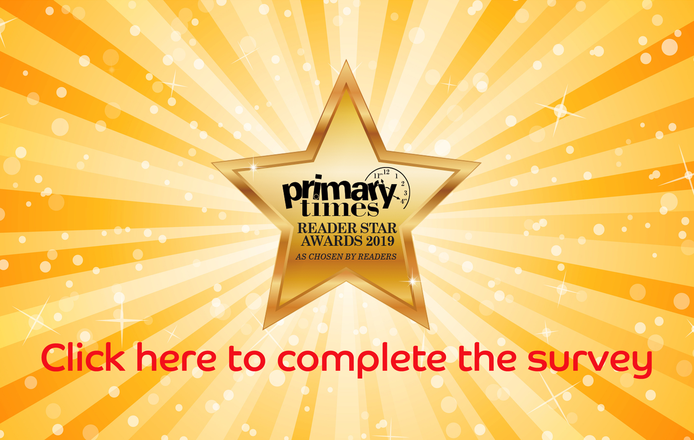 Primary Times Cornwall Reader Star Awards 2019