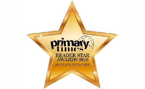 VOTE NOW - Primary Times Norfolk Reader Star Awards 2018