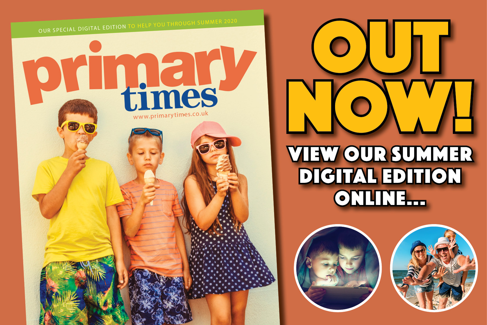 Check out our digital Primary Times Norfolk magazine