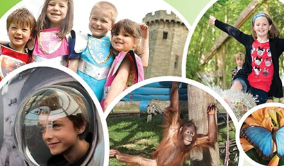 Autumn family breaks from just £149!