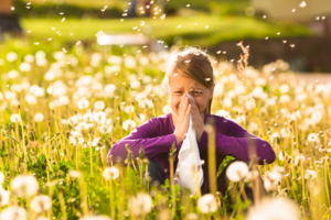 Healthy Family – Coping with Allergies
