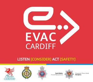 Cardiff launches new app to keep people safe during major incidents