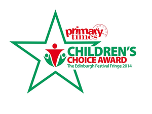 Primary Times reveals Arabian Nights as this year's winner of the Children's Choice Award at the Edinburgh Festival Fringe!