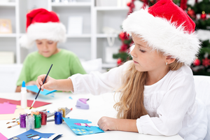 Christmas activities for children in Edinburgh