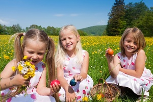 Easter and Spring activities in Edinburgh